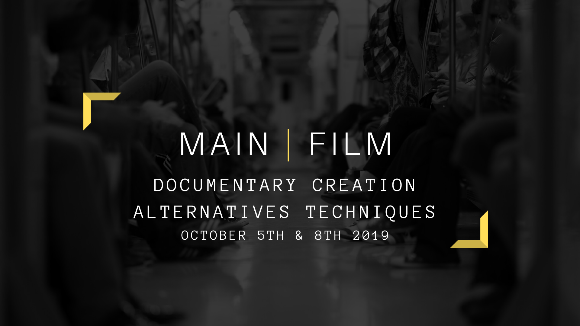 DOCUMENTARY CREATION ALTERNATIVES TECHNIQUES