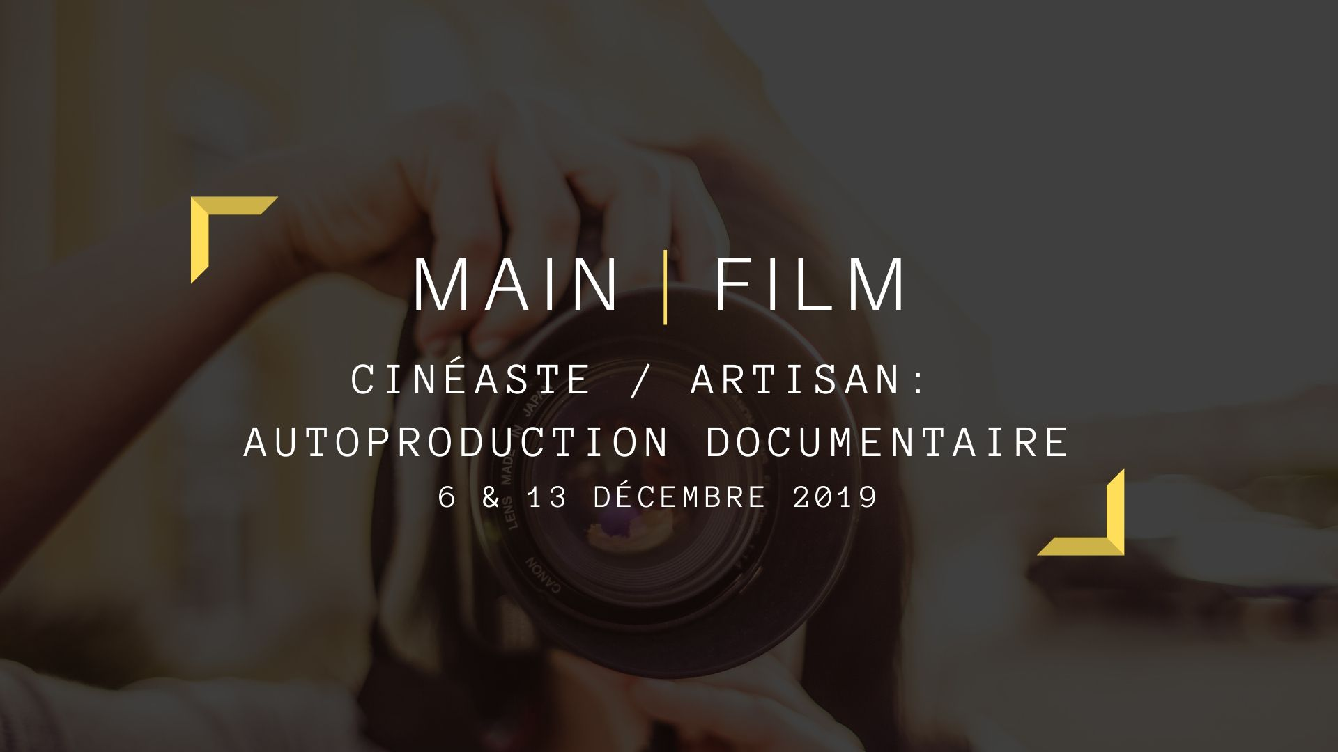 Autoproduction documentaire