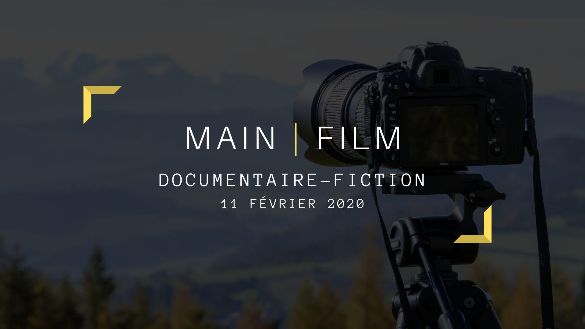 Le documentaire-fiction