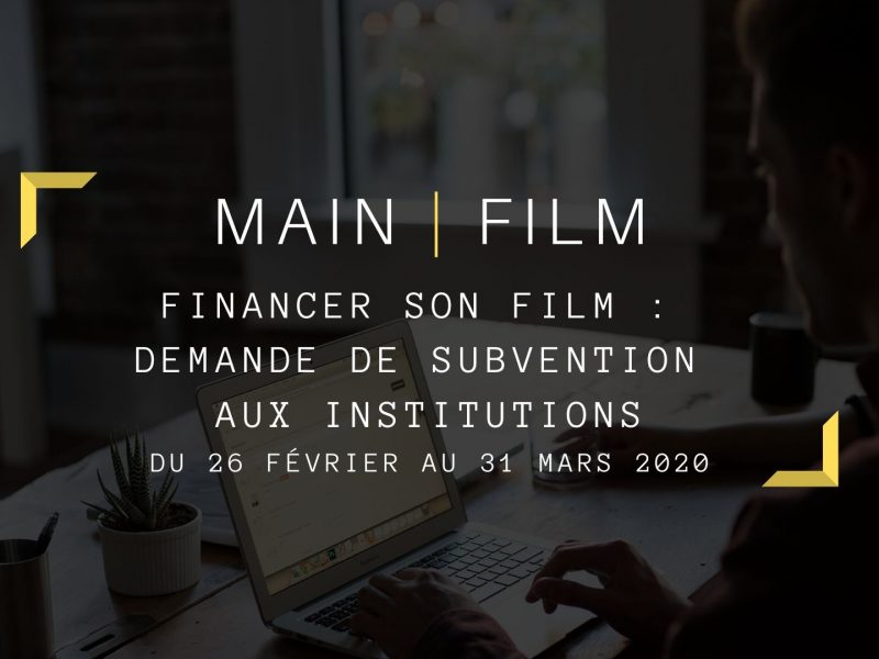 Financer son film