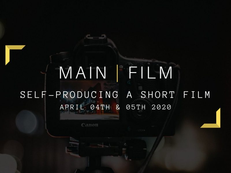 Self-producing a short film
