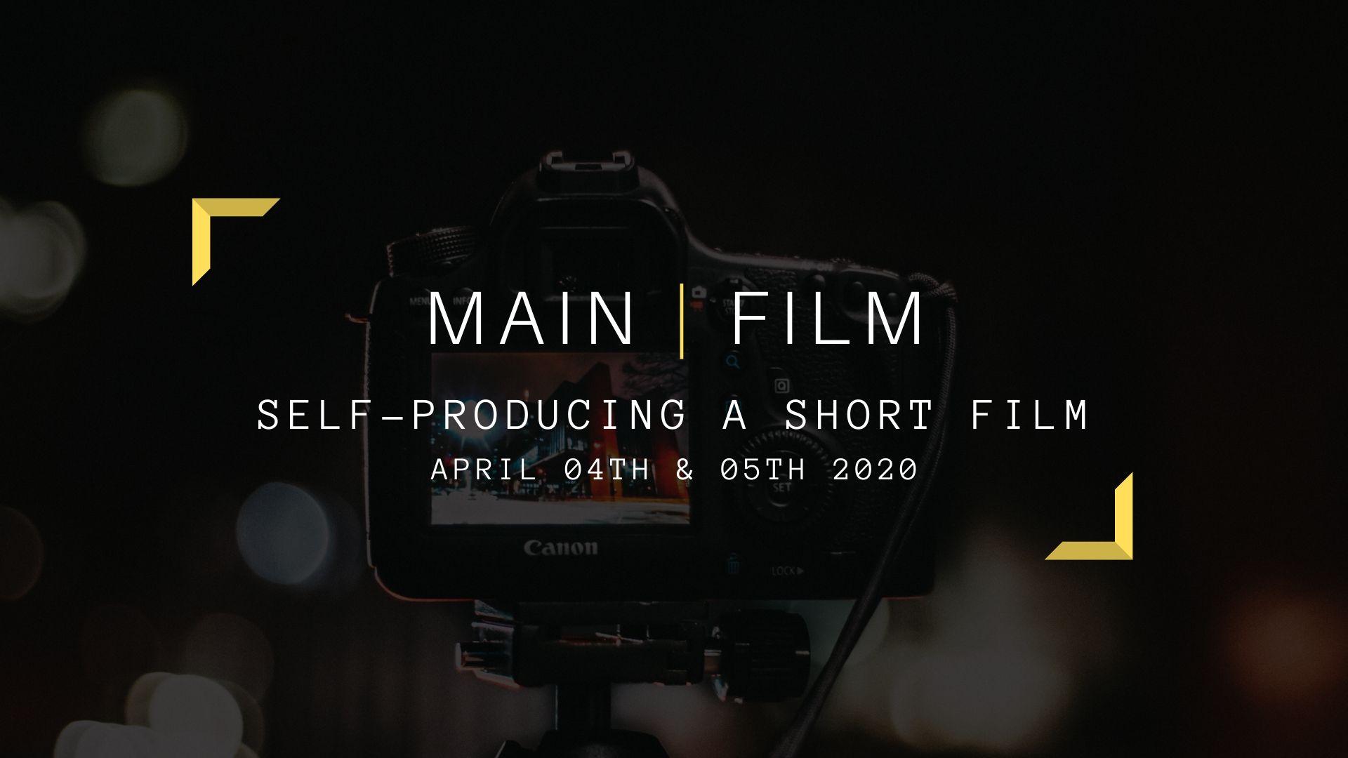 Self-producing a short film