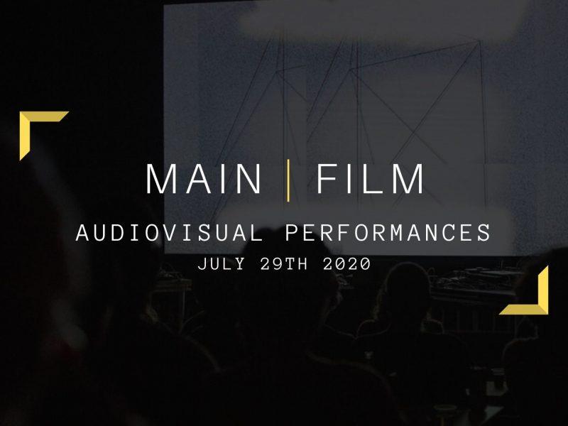 Audiovisual performances