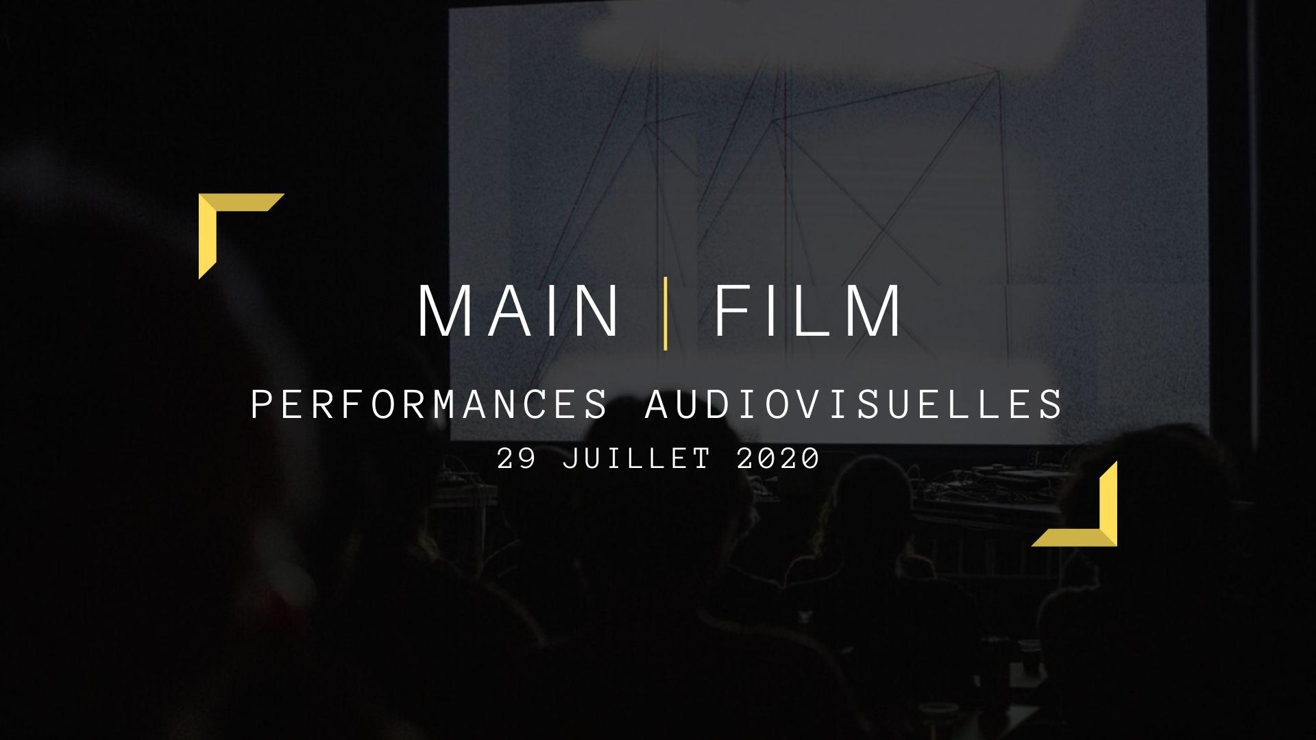 Performances audiovisuelles