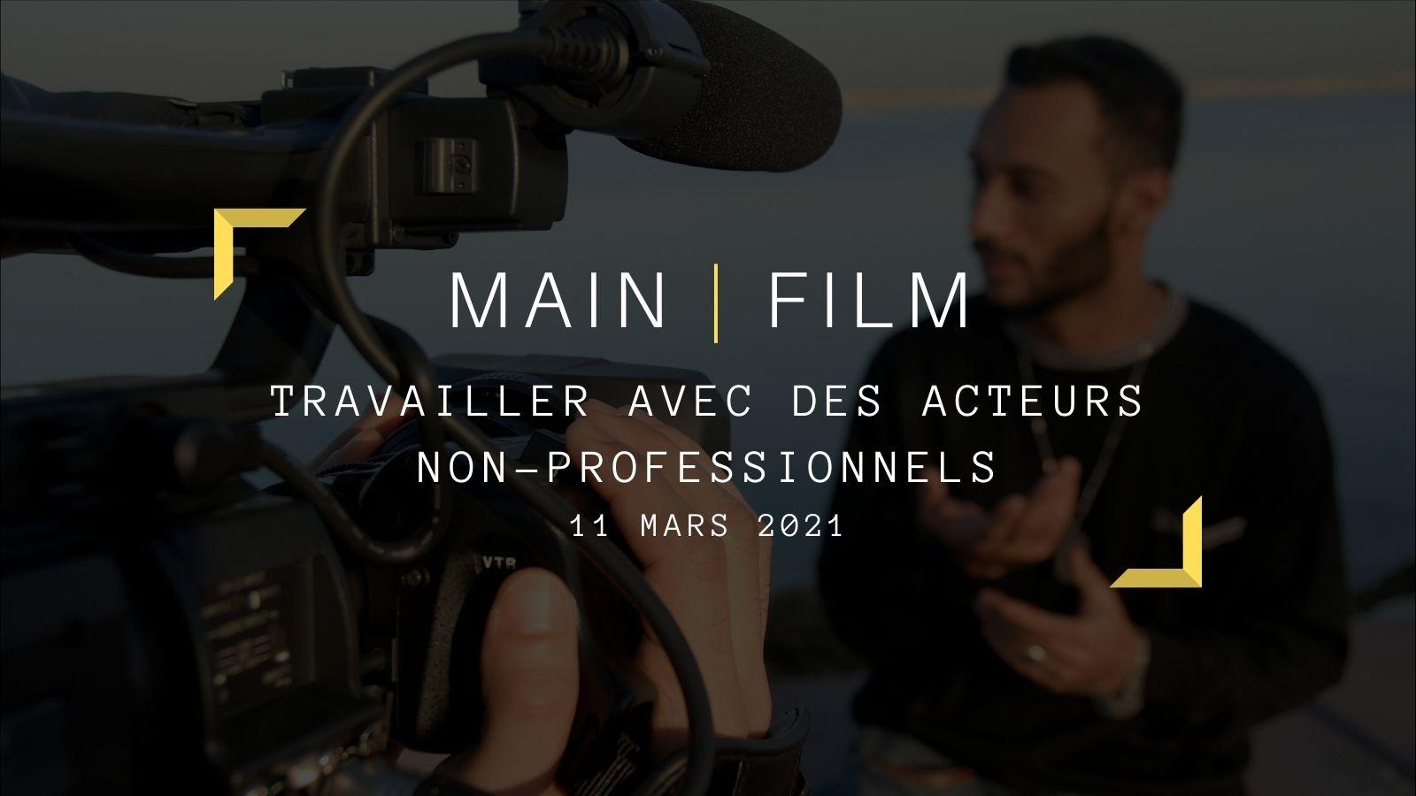 Travailler avec des acteurs non-professionnels | En ligne