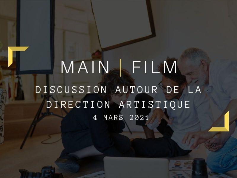 Discussion autour de la direction artistique | En ligne