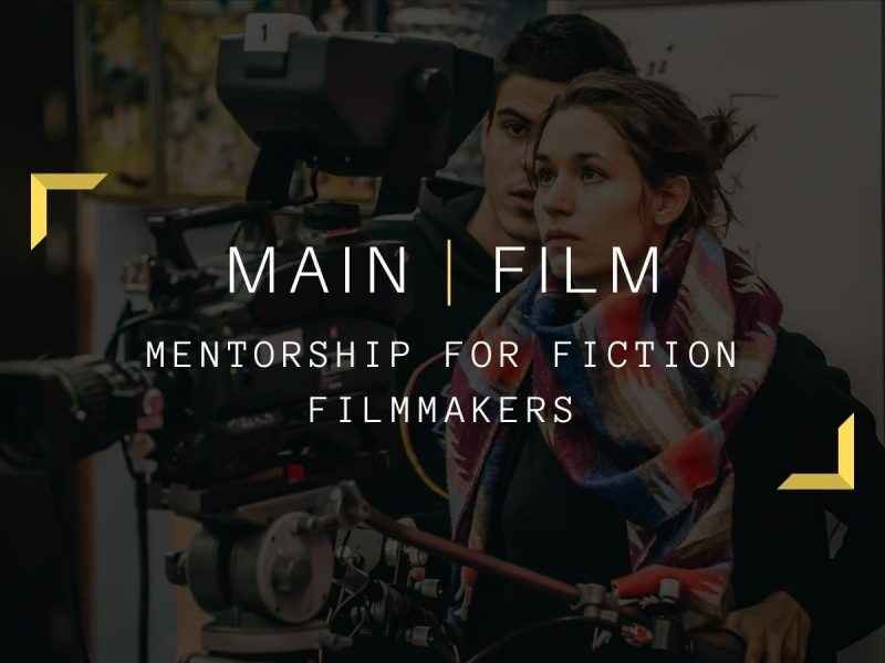 Mentoring application for Fiction Filmmakers   Online
