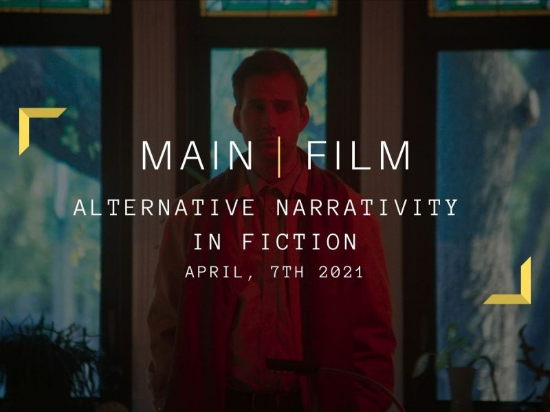 Alternative narrativity in fiction   Online