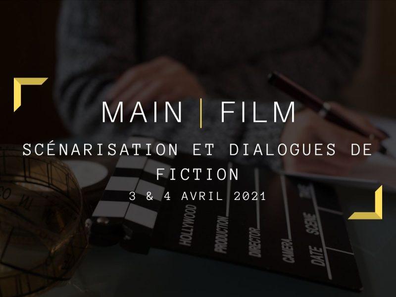 Scénarisation et dialogues de fiction | En présentiel