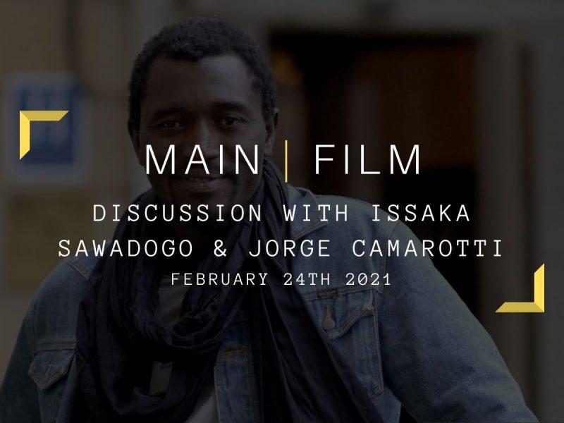 Discussion with Issaka Sawadogo & Jorge Camarotti