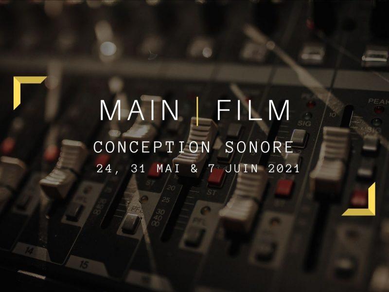 Conception sonore exploratoire | En ligne