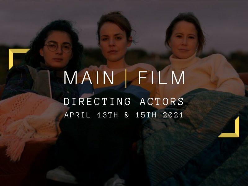 Directing actors   Online