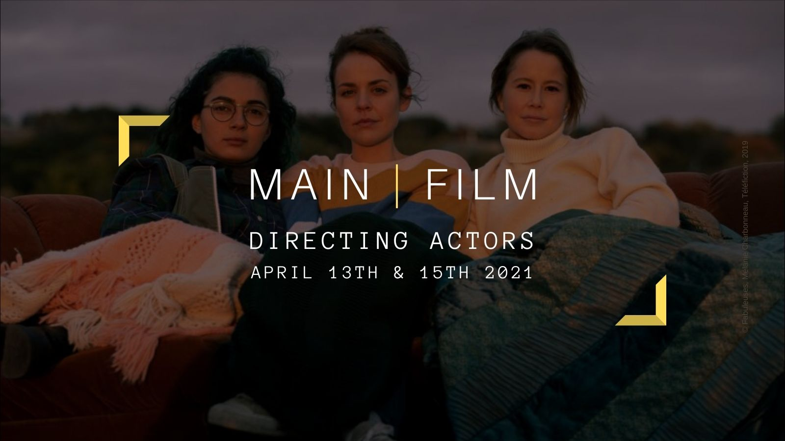 Directing actors | Online