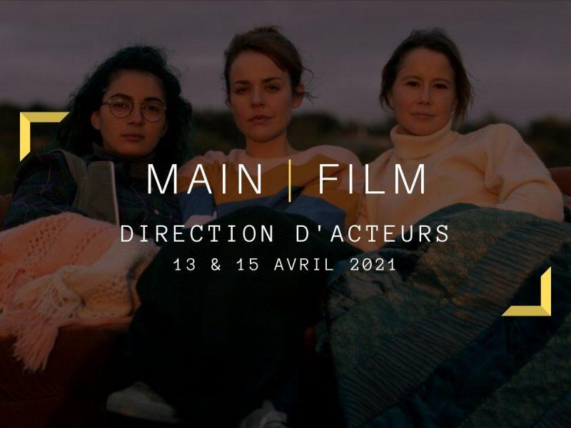 La direction d'acteurs | En ligne