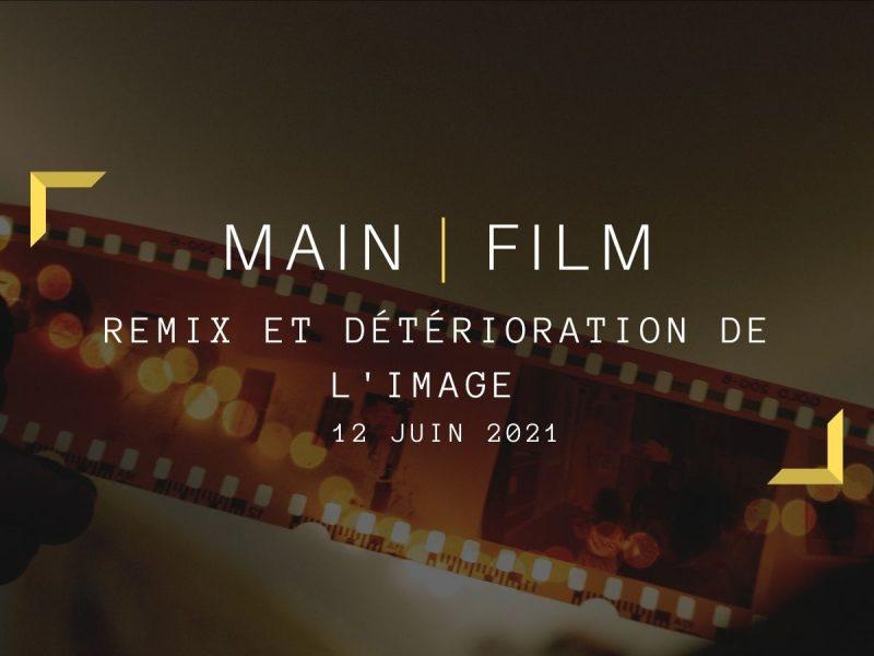 Remix et détérioration de l'image | En présentiel