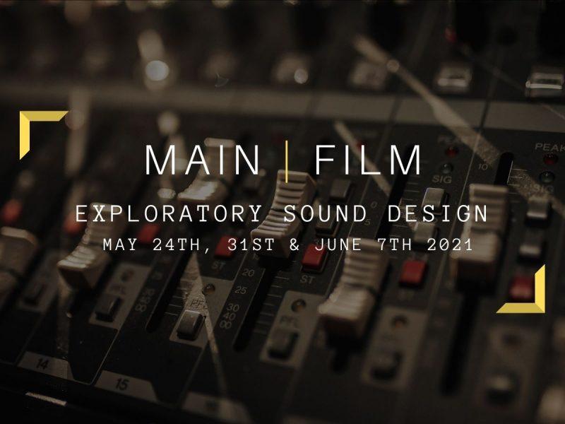 Exploratory Sound Design   Online