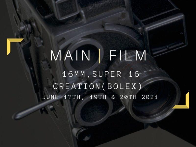 16mm, Super 16 Creation (Bolex)   Online & In-person