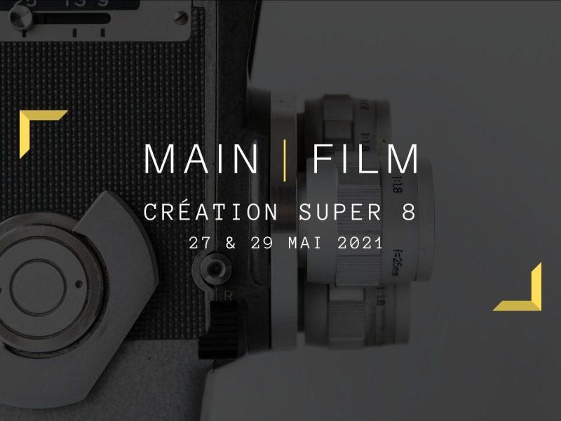 Création Super 8 | En ligne & présentiel