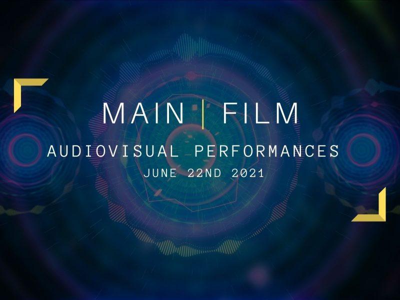 Audiovisual Performances   Online