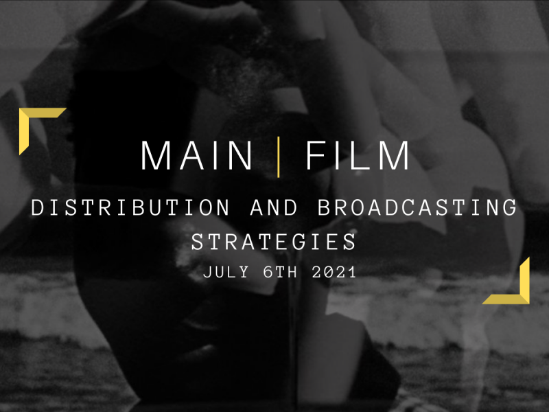 Distribution and broadcasting strategies   Online