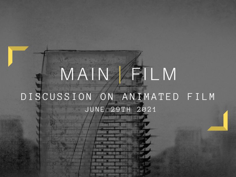 Discussion on Animated Film   Online