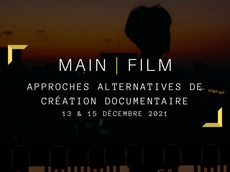 Approches alternatives de création documentaire   En ligne ou en présentiel