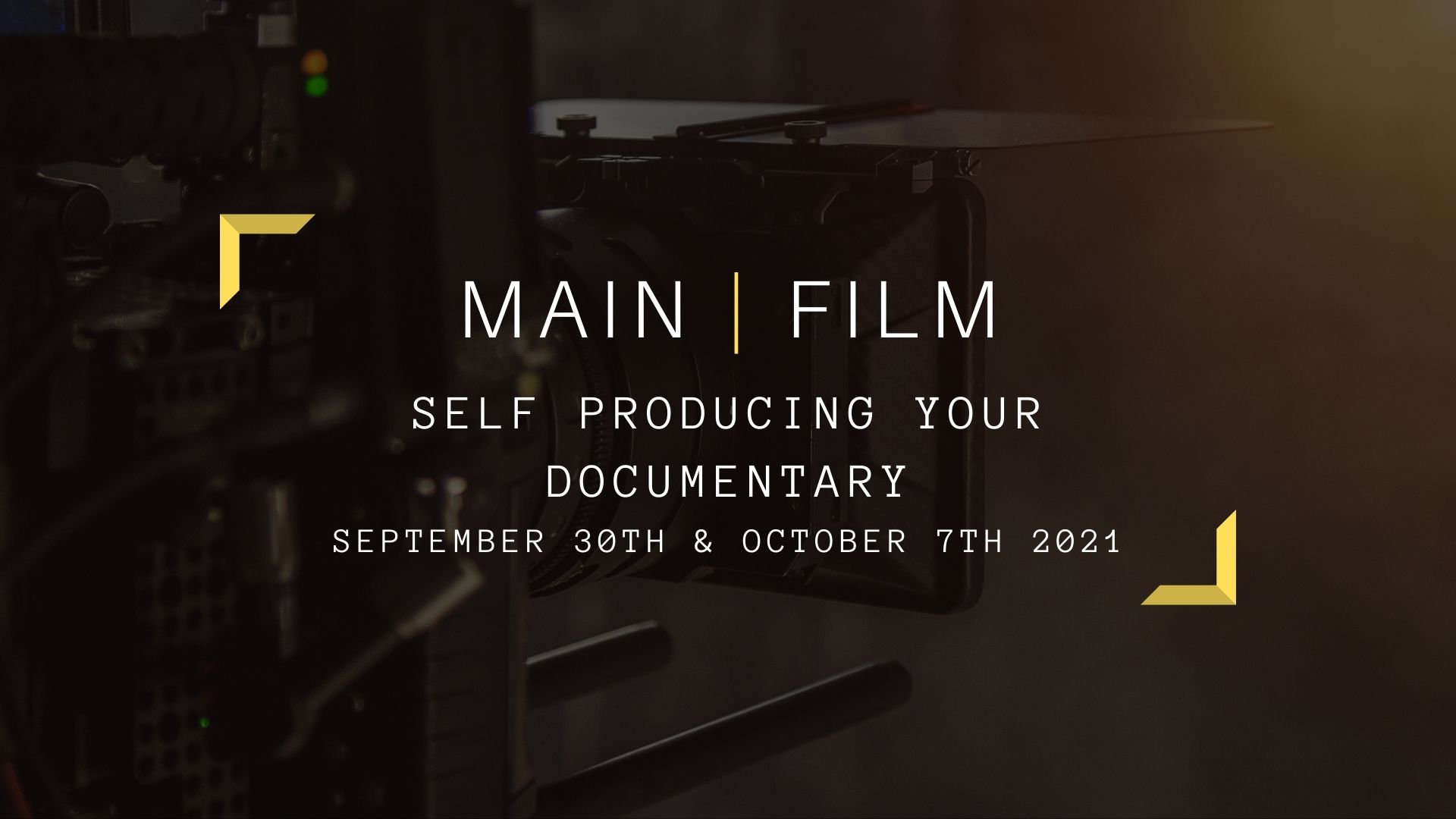 Self Producing Your Documentary   Online