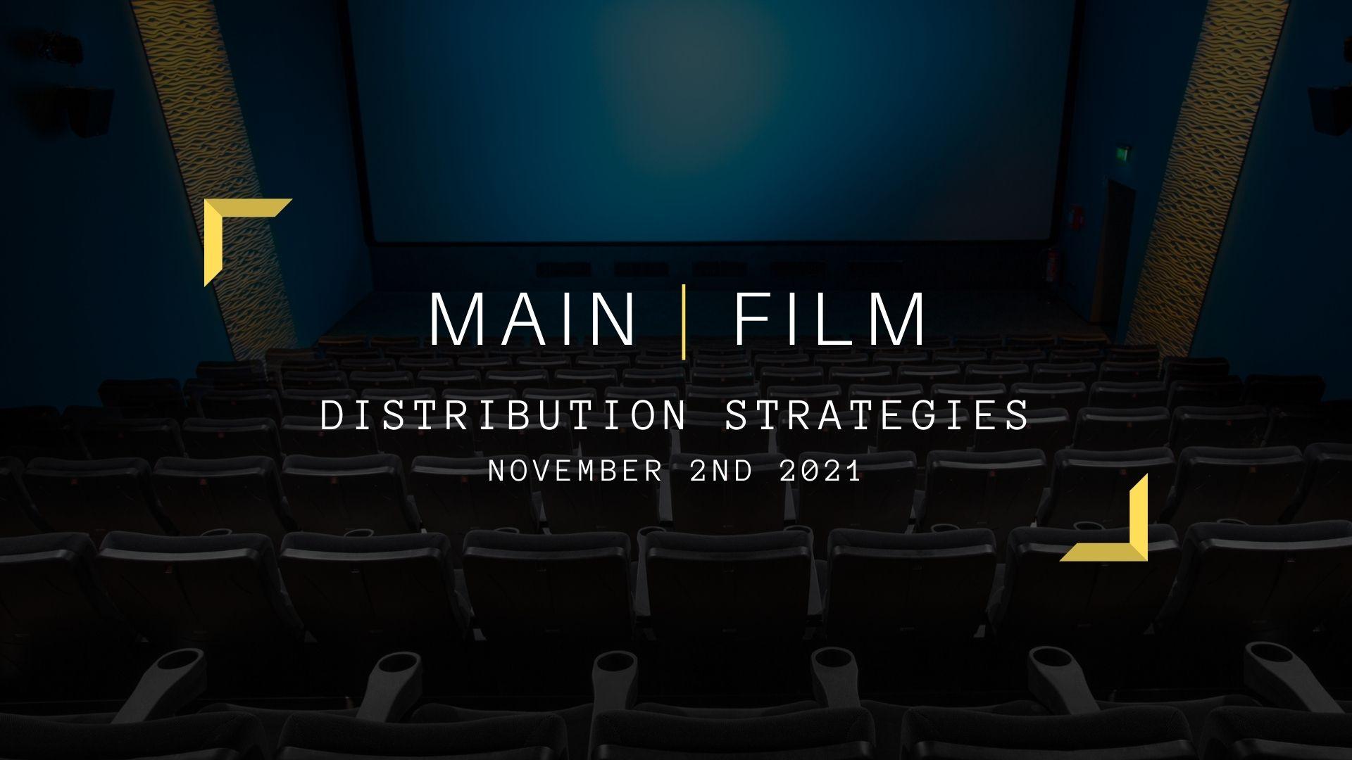Distribution Strategies   Online