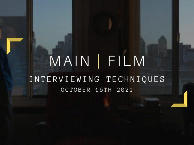 Interviewing Techniques | Online